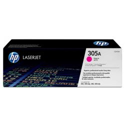 Toner Hp N°305A Magenta 2600 Pages