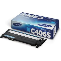 Toner Samsung CLP365 Cyan 1000 Pages