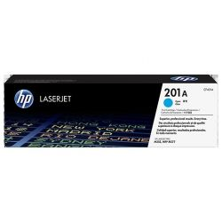 Toner Hp N°201A Cyan 1400 Pages