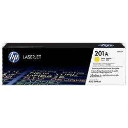 Toner Hp N°201A Jaune 1400 Pages