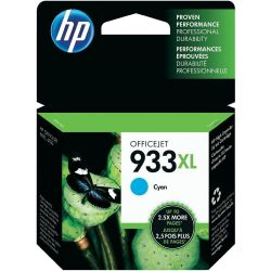 Cartouche Hp N°933 XL Cyan 825 Pages