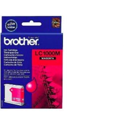 Cartouche Brother LC1000 Magenta 400 Pages