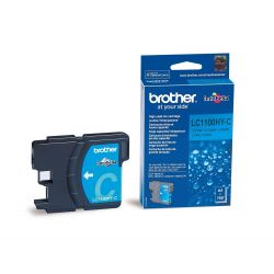 Cartouche Brother LC-1100 Cyan 750 Pages