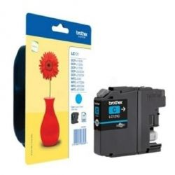 Cartouche Brother LC-121 Cyan 300 Pages