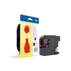 Cartouche Brother LC-121 Magenta 300 Pages