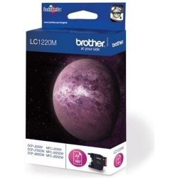 Cartouche Brother LC-1220 Magenta 300 Pages