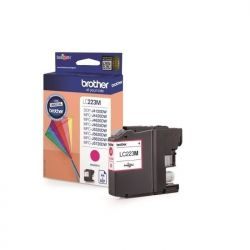 Cartouche Brother LC-223 Magenta 550 Pages