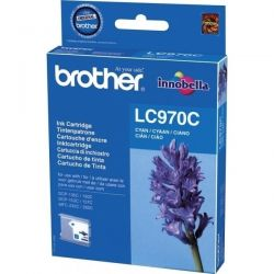 Cartouche Brother LC-970 Cyan 300 Pages
