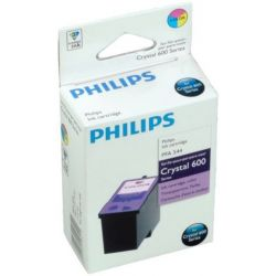 Cartouche Philips Crystal 650 Couleurs 500 Pages