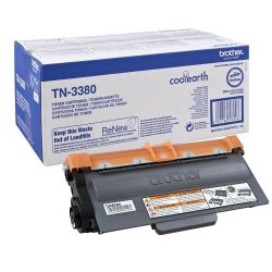 Toner Brother TN-3380 Noir 8000 Pages