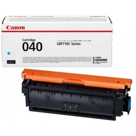 Toner Canon CRG-040 Cyan 5400 Pages