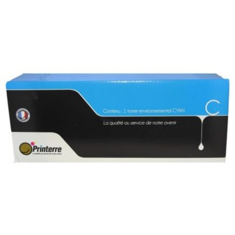 Toner Environnemental Dell 59310922 Cyan 12000 Pages