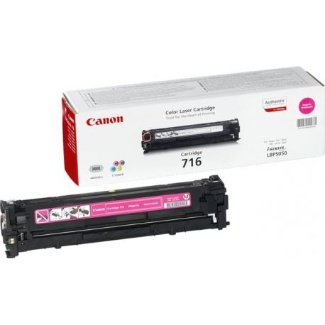 Toner Canon EP-716 Magenta 1500 Pages
