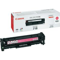 Toner Canon CRG-718 Magenta 2900 Pages