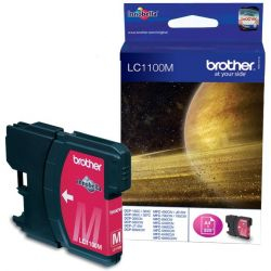 Cartouche Brother LC-1100 Magenta 325 Pages