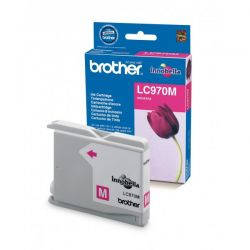Cartouche Brother LC970 Magenta 300 Pages