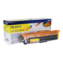 Toner Brother TN-241 Jaune 1400 Pages