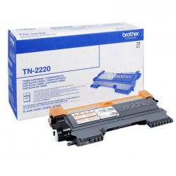 Toner Brother TN-2220 Noir 2600 Pages
