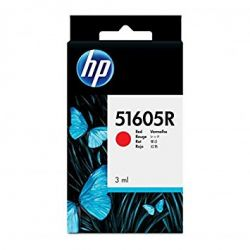 Cartouche Hp N°51605R Rouge 500 Pages