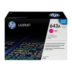 Toner Hp N° 643A Magenta 10000 Pages