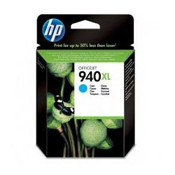 Cartouche Hp N°940 XL Cyan 1400 Pages