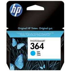 Cartouche Hp N°364 Cyan 300 Pages