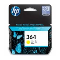 Cartouche Hp N°364 Jaune 300 Pages
