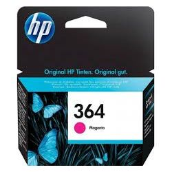 Cartouche Hp N°364 Magenta 300 Pages