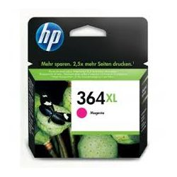 Cartouche Hp N°364 XL Magenta 750 Pages