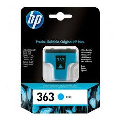Cartouche Hp N°363 Cyan 400 Pages