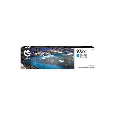 Cartouche Hp N°973X Cyan 7000 Pages