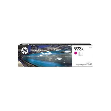 Cartouche Hp N°973X Magenta 7000 Pages