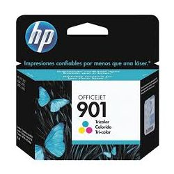 Cartouche Hp N°901 Couleurs 360 Pages