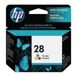Cartouche Hp N°28 Couleurs 240 Pages