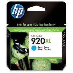 Cartouche Hp N°920 XL Cyan 700 Pages