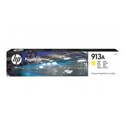 Cartouche Hp N°913A Jaune 3000 Pages