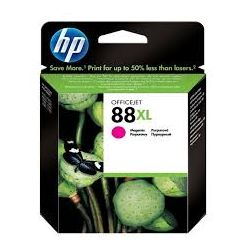Cartouche Hp N°88 XL Magenta 1980 Pages