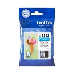 Cartouche Brother LC-3213 Cyan 400 Pages