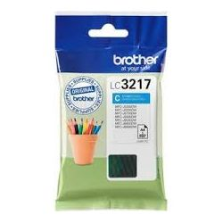 Cartouche Brother LC-3217 Cyan 550 Pages