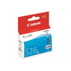 Cartouche Canon CLI526 Cyan 462 Pages