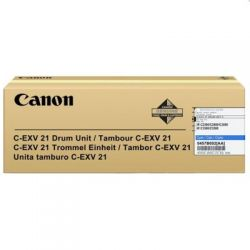 Tambour Canon C-EXV21 Cyan 53000 Pages