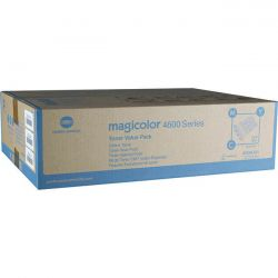 Toner Konica MC4600 (X3) Couleurs 4000 Pages
