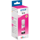 Cartouche Epson N°104 Magenta 7500 Pages