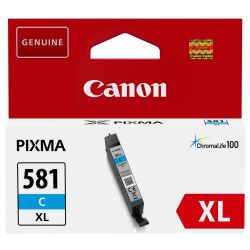 Cartouche Canon CLI-581 XL Cyan 515 Pages
