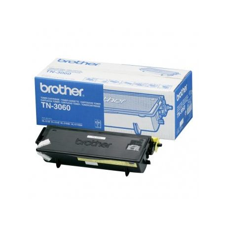 Toner Brother TN-3060 Noir 6700 Pages