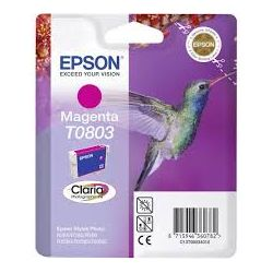 Cartouche Epson T0803 Magenta 220 Pages