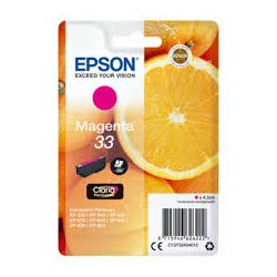 Cartouche Epson 33 Magenta 300 Pages