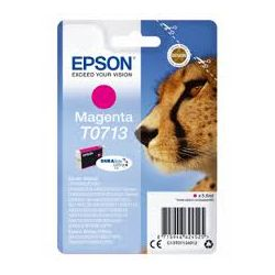 Cartouche Epson T0713 Magenta 250 Pages