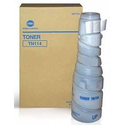 Toner Konica TN-114 Noir 11000 Pages