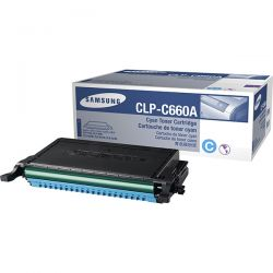 Toner Samsung CLP660 Cyan 5000 Pages